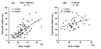 Relationship Between Islet Autoantibodies and Pancreatic Volume in Type 1 Diabetes in Japanese Population
