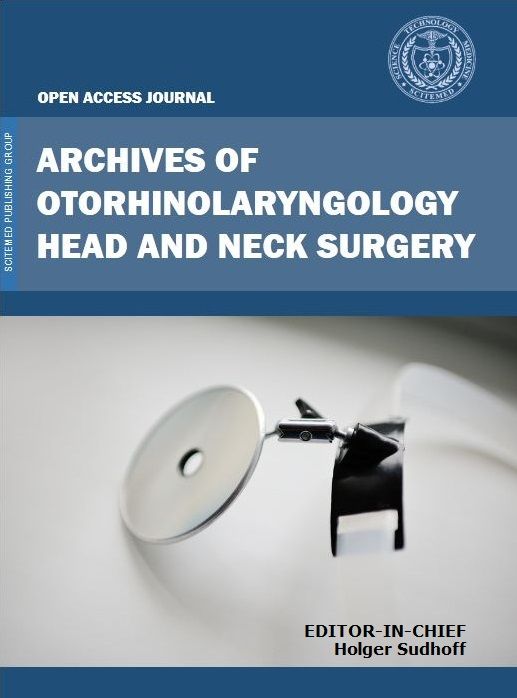 Archives of Otorhinolaryngology-Head & Neck Surgery (AOHNS