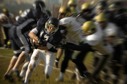Traumatic Head Injuries in Football Players